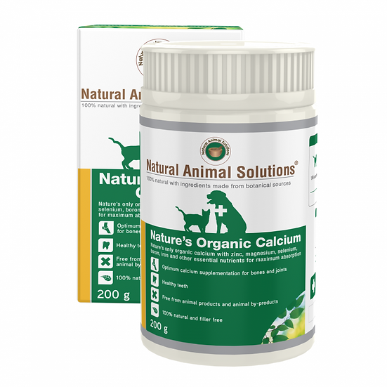 Natural Animal Solutions Natures Calcium