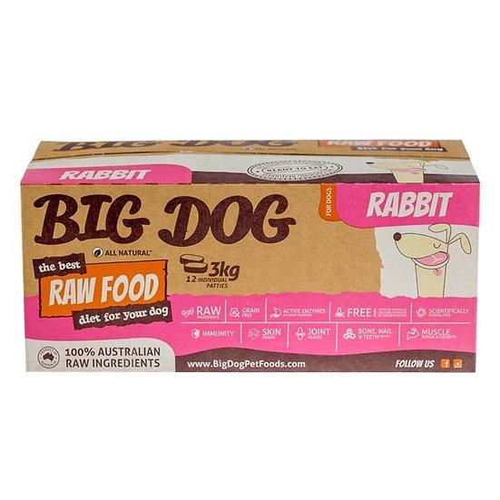Big Dog Barf Rabbit