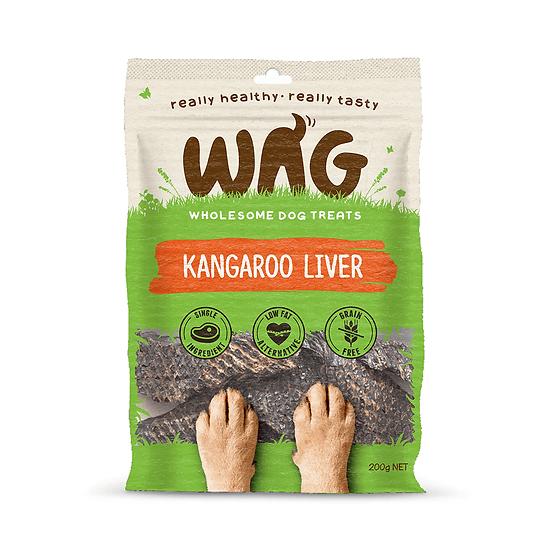 Wag Kangaroo Liver