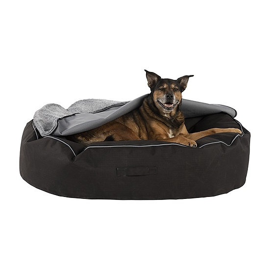 Harmony Water Resistant Snuggle Dog Basket