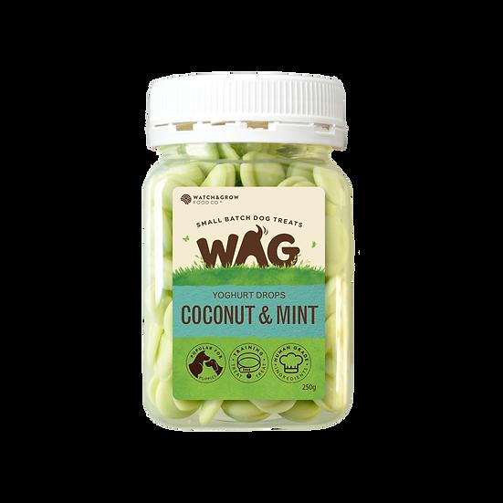 Coconut & Mint Yogurt Drop