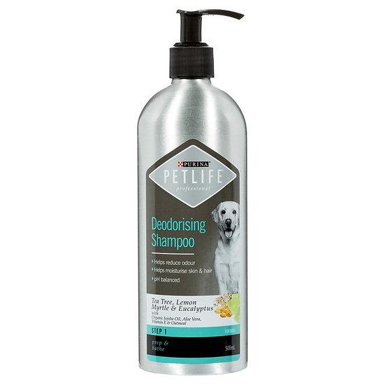 Purina PetLife Professional Deodorising Shampoo