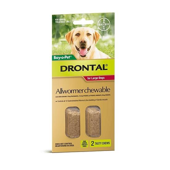 Drontal Chewable 35kg