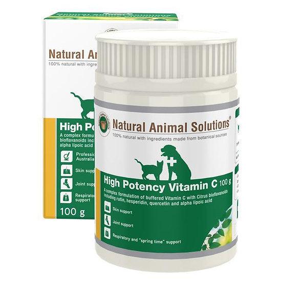 Natural Animal SolutionsHigh Potency Vitamin C