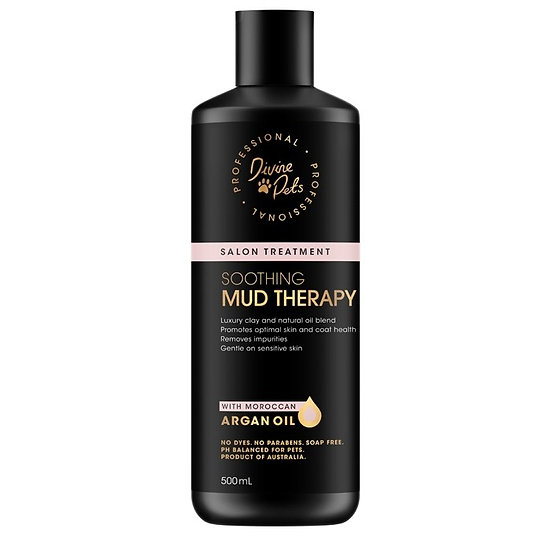 Divine Pets Professional Mud Therapy Dog Treatment