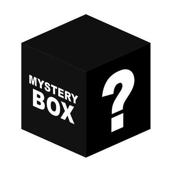 Mystery box w The Black Exclusive VIP
