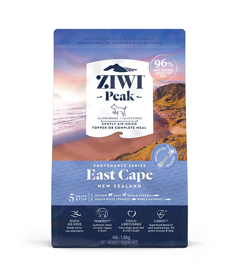 Ziwi Peak Air-Dried East Cape Recipe