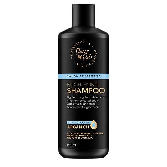 Divine Pets Professional Brightening Dog Shampoo