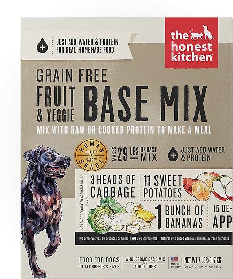 The Honest Kitchen Grain-Free Fruit & Veggie Dehydrated