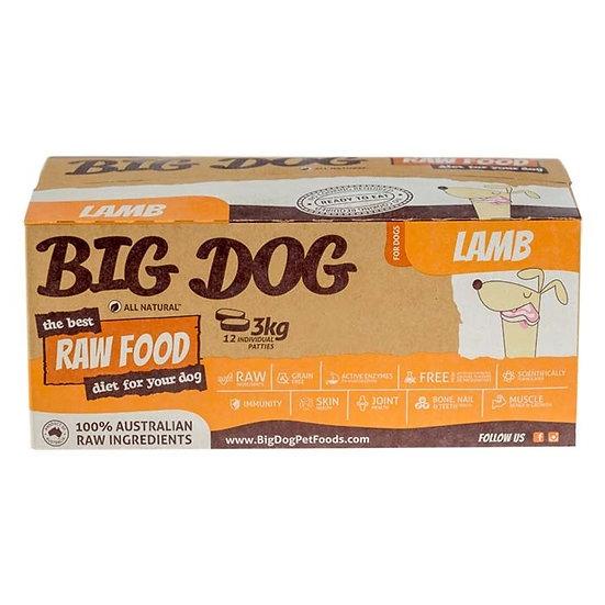 Big Dog Barf Lamb