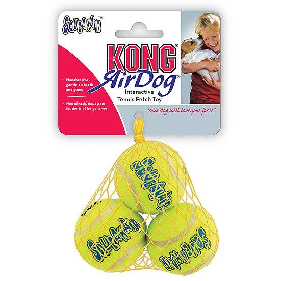 KONG AirDog SqueakAir Squeaker Balls