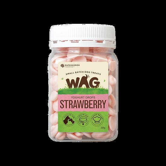 Strawberry Yogurt Drop