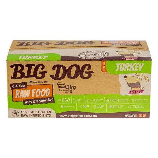 Big Dog Barf Allergy Turkey