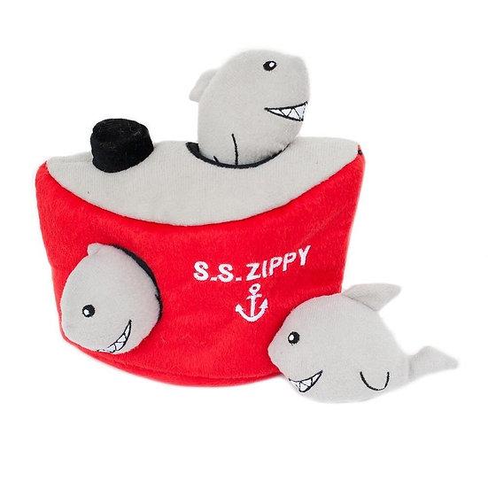 Shark 'N Ship