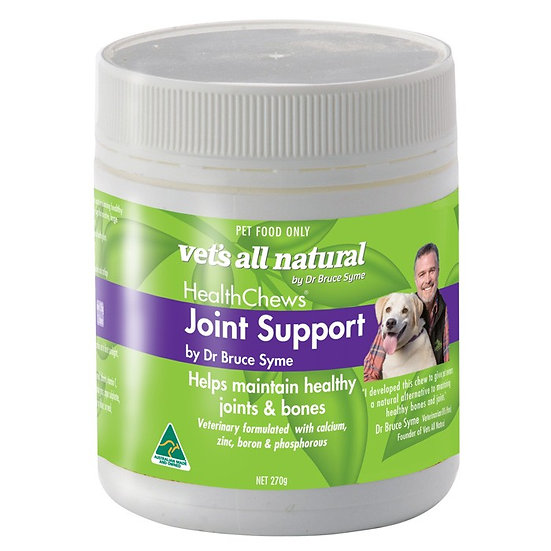 Vets All Natural Health Chews Joint Support