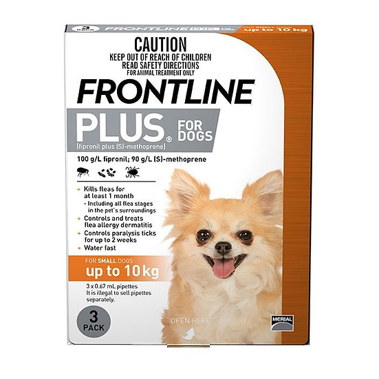 Frontline Plus Orange