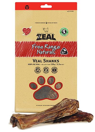 ZEAL FREE RANGE NATURALS VEAL SHANKS