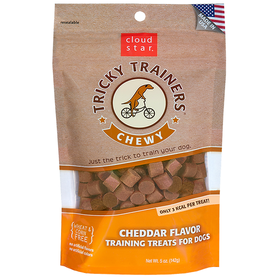 Cloud Star Chewy Tricky Trainers Cheddar Flavor