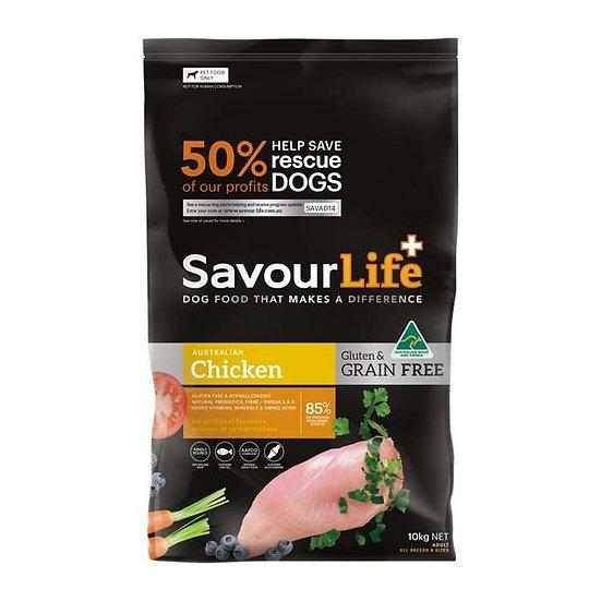 SavourLife Grain Free Chicken Adult