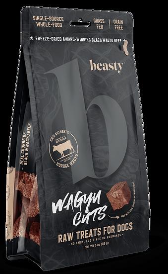 Beasty Freeze Dried Wagyu Cuts