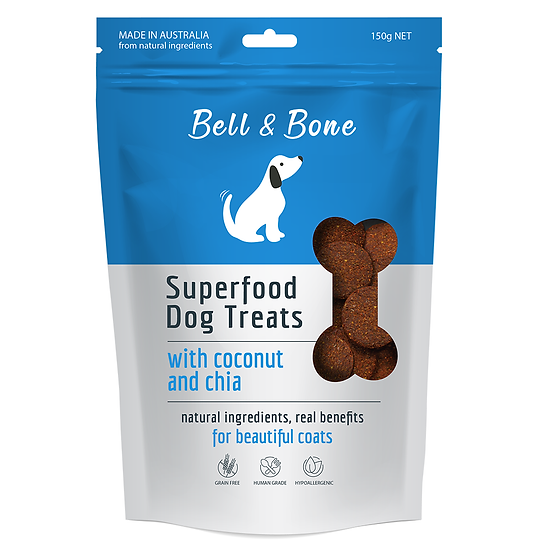Bell and Bone Coconut And Chia Superfood