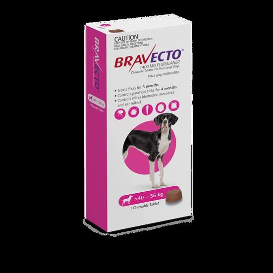 Bravecto Very Large Dog Purple