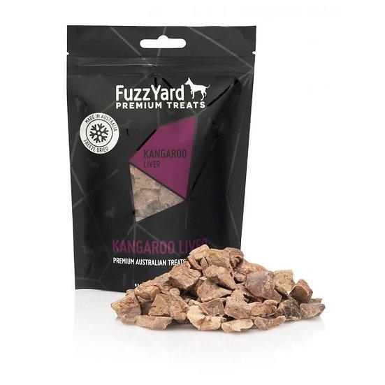 Fuzzyard Premium Kangaroo Liver