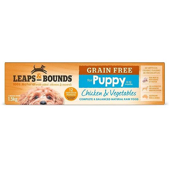Leaps & Bounds Barf Chicken Puppy