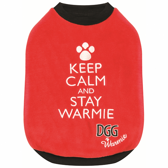 Keep Calm Warmie