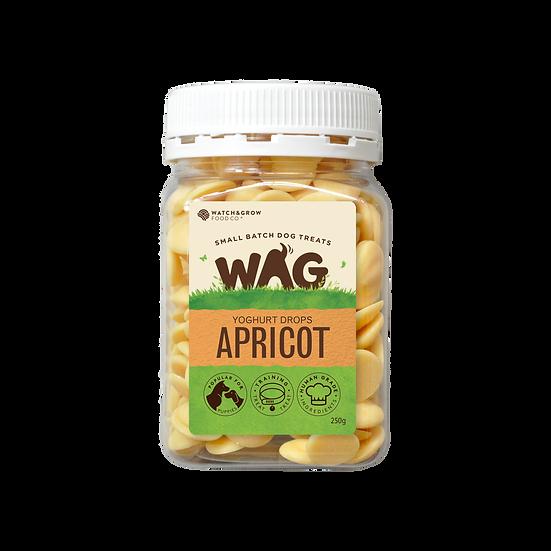Apricot Yogurt Drop