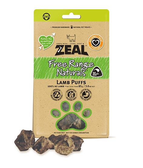 ZEAL FREE RANGE NATURALS SHEEP PUFFS