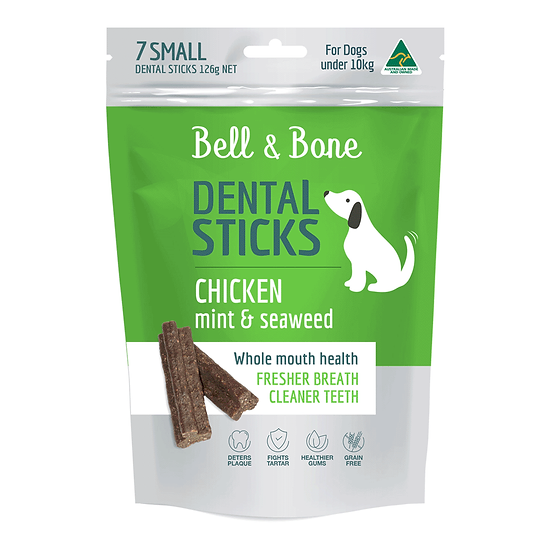 Bell and Bone Chicken Mint And Seaweed Dental