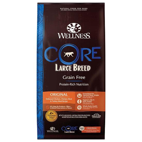Wellness Core Large Breed Dog Food