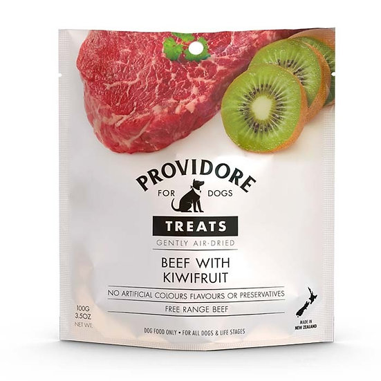 Providore Beef with Kiwi Fruit Dog Treat