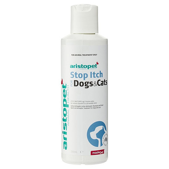 Aristopet Stop Itch For Dogs & Cats Shampoo