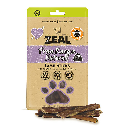 Zeal Free Range Naturals Sheep Sticks
