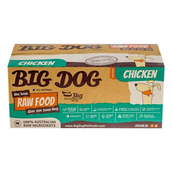 Big Dog Barf Chicken