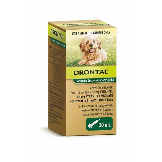 Drontal Puppy Suspension