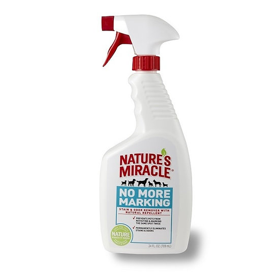 Nature's Miracle No More Marking Spray