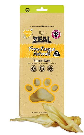 ZEAL FREE RANGE NATURALS SHEEP EARS