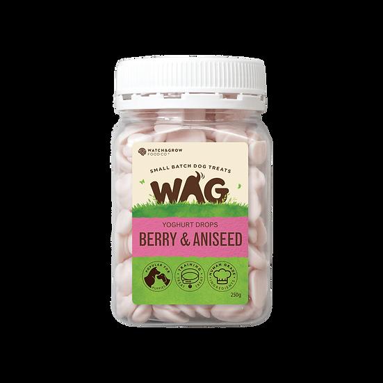 Berry & Aniseed Yogurt Drop