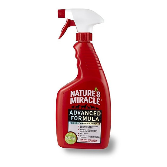 Nature's Miracle Advance Stain Odour Spray