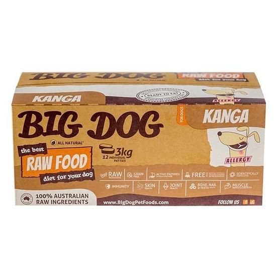 Big Dog Barf Allergy Kangaroo