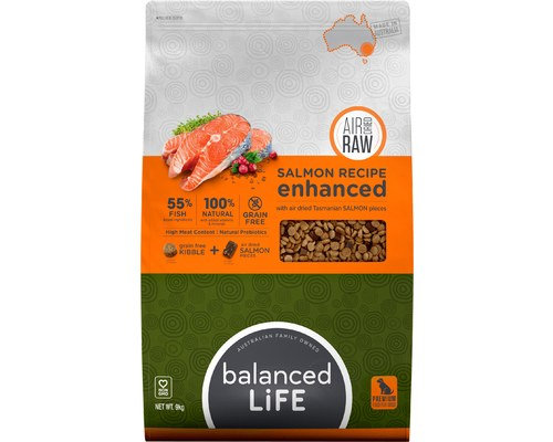 Balanced Life Enhanced Salmon Pieces