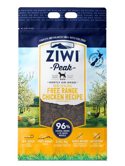 Ziwi Peak Dry Dog Food Chicken