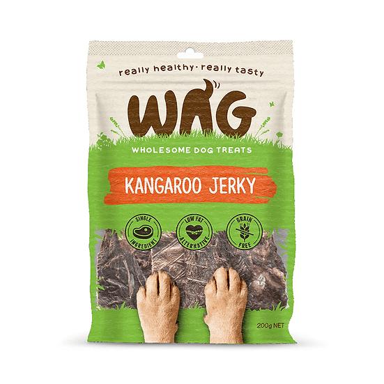 Wag Kangaroo Jerky