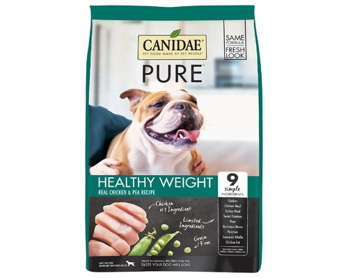 Canidae Pure Healthy Weight Real Chicken & Pea