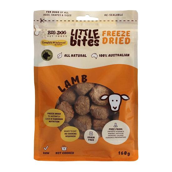 Little Bites Lamb Freeze Dried