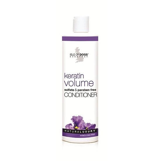 Isle Of Dogs Keratin Volume Conditioner Violet Sea Mist