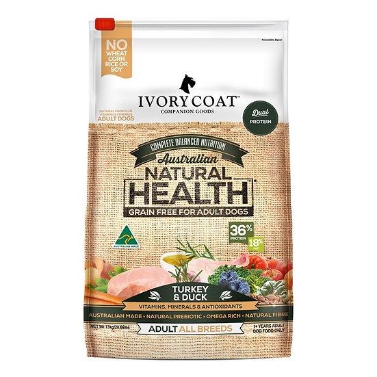 Ivory Coat Grain Free Turkey & Duck